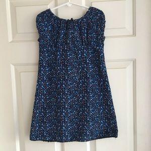 Other - Girls Paisley Short Sleeve Dress Size 5